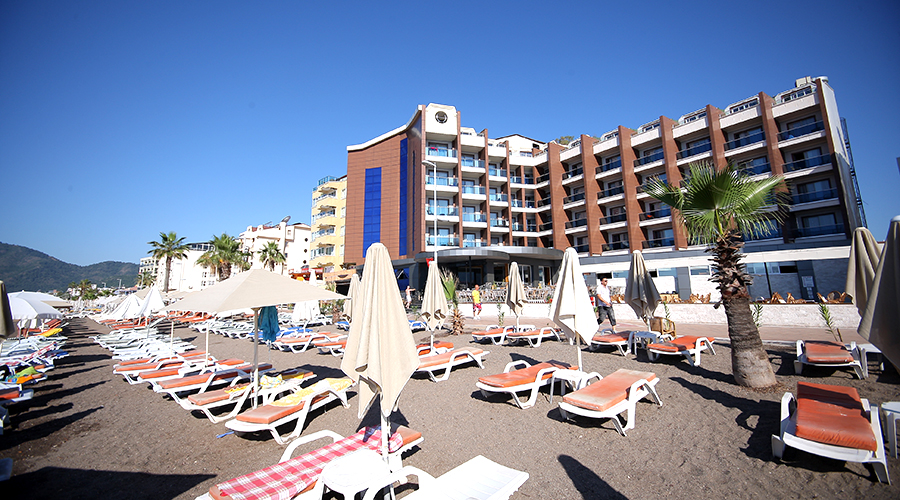 Beach Otel Superior Oda